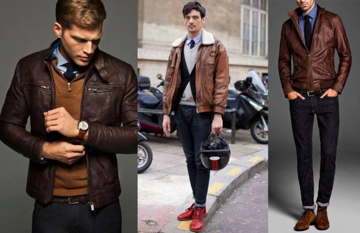 6 stylish ways to wear leather jacket at work - Fashion Tips and Style  Guides by Angel Jackets