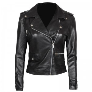 53fe34ad3 Leather Jackets for Women | Stylish Collection Inside