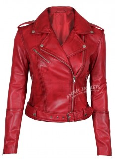 3aeff286eeb Leather Jackets for Women   Stylish Collection Inside